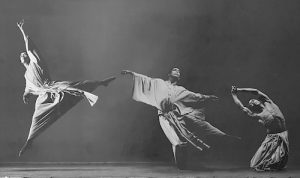 An illustration of spectacular dancing (Courtesy photo)