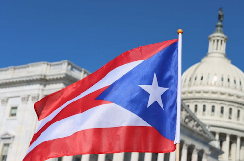 The flag of Puerto Rico (Courtesy photo)