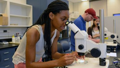 Major challenges remain in STEM fields for individuals of color seeking employment opportunities. (Photo courtesy Michael Doolittle, Alamy stock photo)