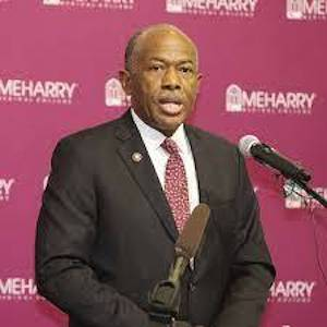 Dr. James Hildreth, president and CEO, Meharry Medical College (Courtesy of Meharry Medical College)