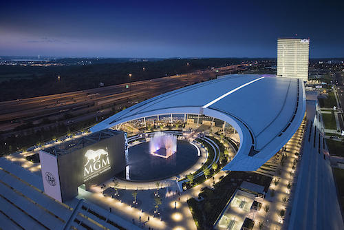 MGM National Harbor (Courtesy of Experience Prince George's)
