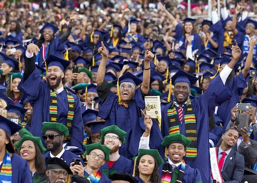 HBCUs will get a boost from the Democrats' proposed budget. (Courtesy photo)