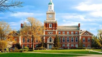 Founders Library at Howard University (Courtesy of Howard University)