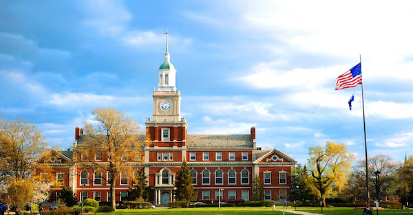 The campus of Howard University in northwest D.C. (Courtesy of NNPA Newswire)