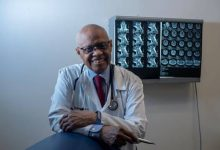 Dr. Clive O. Callender is a surgeon at Howard University Hospital and teaches at the Howard University College of Medicine. (Courtesy of Howard University)