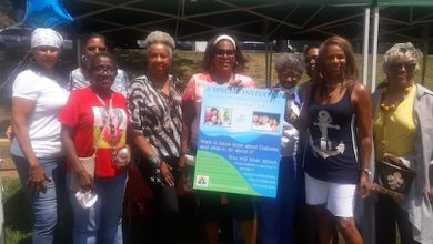 Sisters Unite for Health and Wellness (Courtesy of SHIRE)
