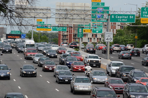 **FILE** The U.S. Senate passed a $ 1 trillion infrastructure investment bill that would lead to long-awaited improvements to roads, bridges and public transit systems. (Roy Lewis/The Washington Informer)