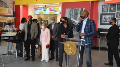 Ben's Chili Bowl's latest franchise is located at the Walter E. Washington Convention Center in northwest D.C. (Roy Lewis/The Washington Informer)