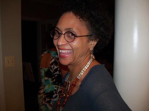 Christa Beverly Baker (Courtesy of Rushern L. Baker III via Twitter)