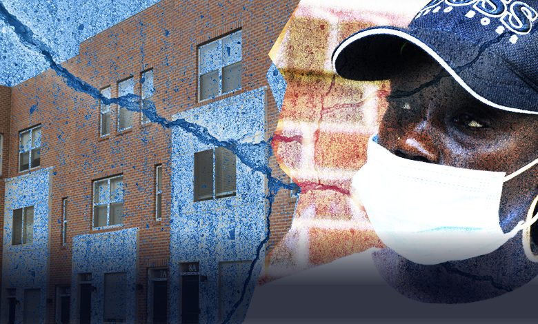 Homeowner's Dreams Deferred on Talbert Street in Southeast