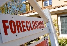 A house is in the foreclosure stage. (Courtesy photo)