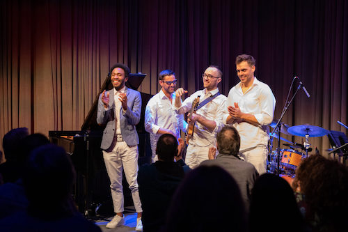 Dayramir Gonzalez & Habana enTRANCe (Courtesy of DC Jazz Festival)