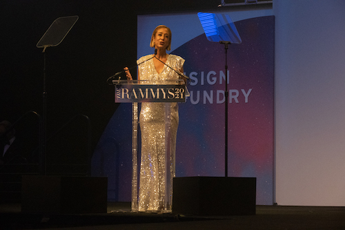 Kathy Hollinger, president and CEO of RAMW (Shevry Lassiter/ The Washington Informer)