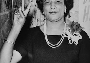 Constance Baker Motley (Library of Congress via Wikimedia Commons)