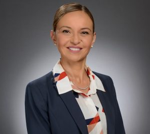 Cynthia Cifuentes, 2021 Heart Challenge chair and vice president of Brand, Communications and Community Engagement at Kaiser Permanente