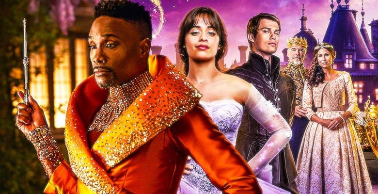 "The stars of the new Amazon Prime Video ""Cinderella"" (Courtesy photo)"