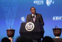 **FILE** Uhuru Kenyatta (World Trade Organization via Wikimedia Commons)