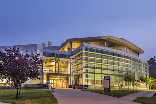 **FILE PHOTO** Prince George's Community College's Center for Advanced Technology on the Largo campus (Courtesy of Wikimedia Commons)