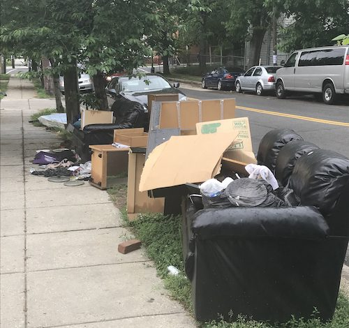 The District of Columbia is expected to resume evictions this week and has made a push to help residents in need with the STAY DC program. (DR Barnes/The Washington Informer)