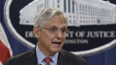U.S. Attorney General Merrick Garland (Courtesy of the White House)