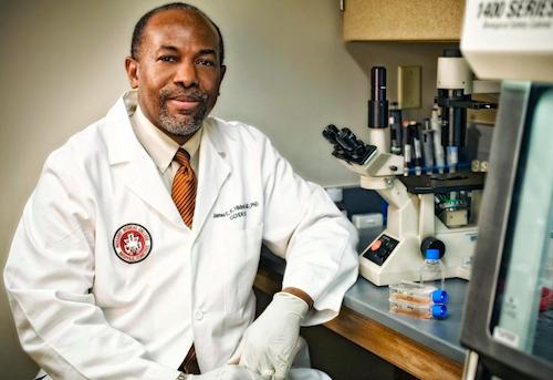 Dr. James E.K. Hildreth (Courtesy photo)