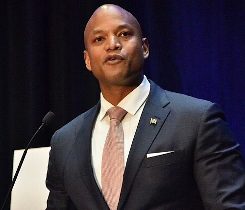 Maryland gubernatorial candidate Wes Moore speaks at an Oct. 14 reception hosted by the Maryland Black Caucus Foundation and Verizon. (Robert R. Roberts/The Washington Informer)