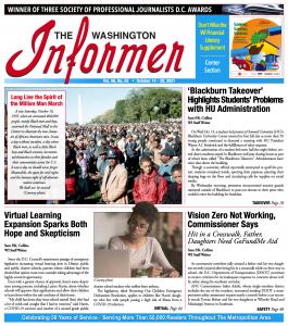 The Washington Informer - Oct 14th, 2021