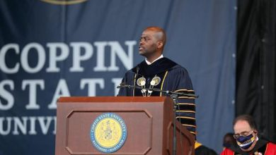 Coppin State University President Anthony L. Jenkins (Courtesy of Coppin State University)