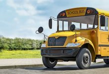 School bus safety is being promoted nationally through Oct. 22. (PGCPS Photo