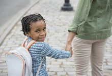 A new and popular trend has parents covertly placing CO2 monitors in their children's backpacks. (Courtesy of Masterfile, Royalty-Free Div.)