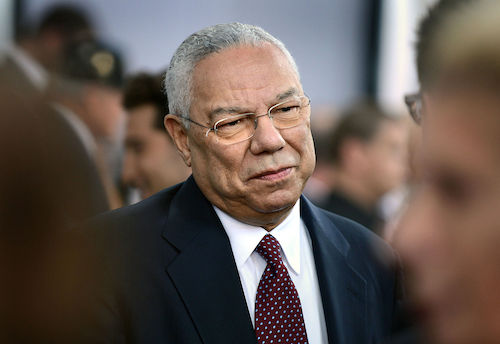 **FILE** Colin Powell (DoD News Features via Wikimedia Commons)