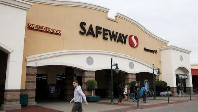 Safeway is one of the few full-service grocery stores found in the District of Columbia's predominately Black Wards 7 and 8. (Courtesy of Howard University News Service)