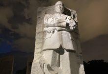 **FILE** The Martin Luther King Jr. Memorial in D.C. (Jarrjack via Wikimedia Commons)