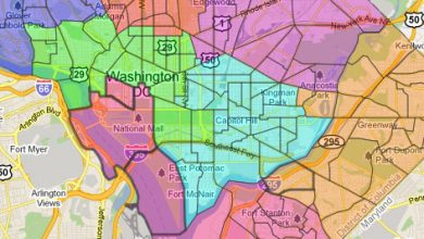 City leaders face challenges redrawing the District of Columbia's ward boundaries. (Courtesy photo)