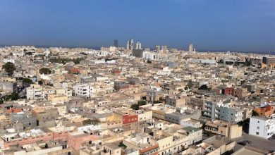 **FILE** Tripoli skyline (Courtesy of Wikimedia Commons)