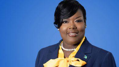 Patricia Deveaux (Courtesy of plpbahamas.org)