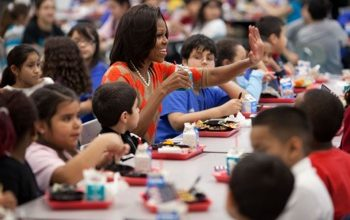 Photo of EDITORIAL: School Children Deserve Nutritious Meals — At Least They Once Did